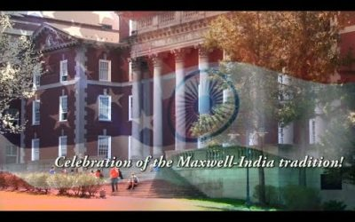 Celebrating the Maxwell-India Tradition