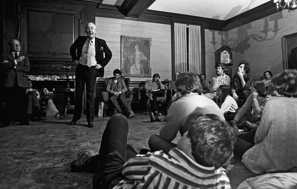 Moynihan in Founders Room 1950 - 1961
